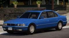 BMW 750Li V1.3 для GTA 4
