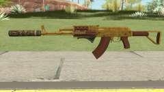 Assault Rifle GTA V (Two Attachments V7) для GTA San Andreas