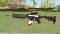 SG-553 Cyrex (CS:GO) для GTA San Andreas