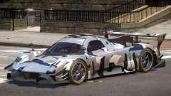 Pagani Zonda GT-R PJ4 для GTA 4