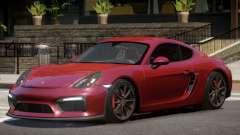 Porsche Cayman GT4 V1.0 для GTA 4