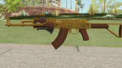 Assault Rifle GTA V (Two Attachments V5) для GTA San Andreas