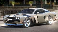 Dodge Challenger SRT8 Tuned PJ4 для GTA 4