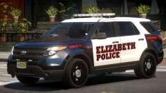 Ford Explorer Police V.0 для GTA 4
