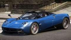 Pagani Huayra GT V1.0 для GTA 4