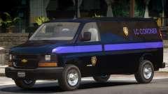 Chevrolet Express PJ1 для GTA 4