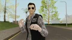 Tommy Vercetti Casual V4 (The Lost Biker) для GTA San Andreas