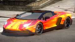 Lamborghini Aventador STR PJ3 для GTA 4