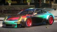 Porsche GT3 RSR V1.1 PJ4 для GTA 4