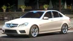 Mercedes-Benz C63 V1.0 для GTA 4