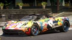 Pagani Huayra GT V1.0 PJ для GTA 4