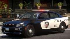 Dodge Charger Police V1.0 для GTA 4