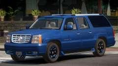 Cadillac Escalade ESV V1.0 для GTA 4