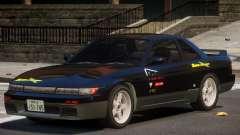 Nissan Silvia S13 ST PJ1 для GTA 4