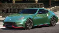 Nissan 370Z GT Nismo для GTA 4