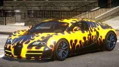 Bugatti Veyron 16.4 GT PJ3 для GTA 4