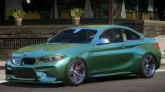 BMW M2 GT Sport для GTA 4
