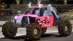 Buggy Fireball ST для GTA 4