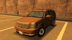 Cadillac Escalade 2007 для GTA San Andreas
