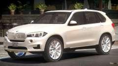 BMW X5 ST V1.0 для GTA 4