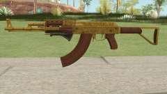 Assault Rifle GTA V (Two Attachments V2) для GTA San Andreas
