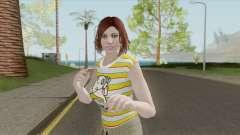 Random Female Skin V4 (GTA Online) для GTA San Andreas