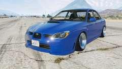 Subaru Impreza WRX STi (GDB) 2006 для GTA 5