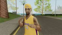 Los-Angeles Lakers Fan для GTA San Andreas