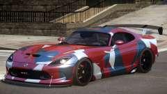 Dodge Viper GTS V1.1 P2 для GTA 4