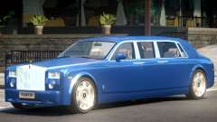Rolls Royce Phantom LLS для GTA 4