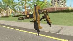 Micro SMG (Luxury Finish) GTA V Scope V2 для GTA San Andreas