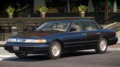Ford Crown Victoria ST для GTA 4