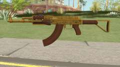 Assault Rifle GTA V (Two Attachments V4) для GTA San Andreas