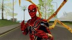 Spider-Man (PS4) V1 для GTA San Andreas
