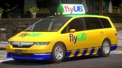 Honda Odyssey FlyUS V1.0 для GTA 4