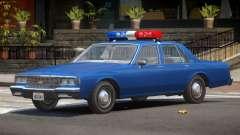 1985 Impala Police V1.0 для GTA 4