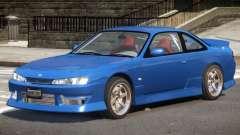 Nissan Silvia S14 V1.0 для GTA 4