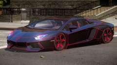 Lamborghini Aventador GTS