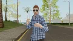 Random Male Skin V2 (GTA Online) для GTA San Andreas