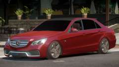 Mercedes Benz E63 W212 Tuned для GTA 4