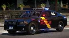 Dodge Charger ST Police V1.2 для GTA 4