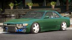 Nissan Silvia S13 Tuning V1.0 для GTA 4