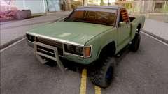 Declasse Yosemite Trophy Truck для GTA San Andreas
