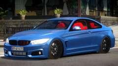 BMW 435i GTS для GTA 4