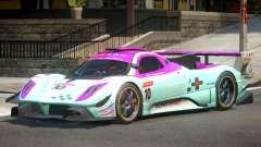 Pagani Zonda GT-R PJ8 для GTA 4