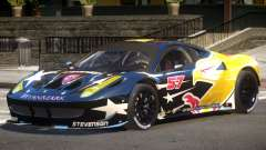 Ferrari 458 GT2 V1.0 для GTA 4