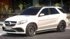 Mercedes Benz ML 63 V1.3 для GTA 4