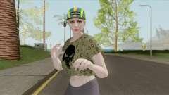 Random Female Skin Rubia V2 (GTA Online) для GTA San Andreas
