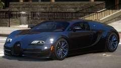 Bugatti Veyron 16.4 GT Black Edition для GTA 4