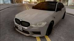 BMW M5 Competition 2019 для GTA San Andreas